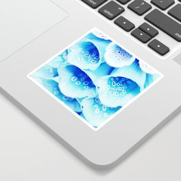 Cool Blue Sticker