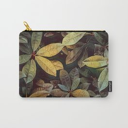 Inspired Foliage Carry-All Pouch