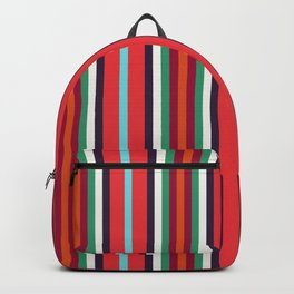 Stripes of Incas Backpack