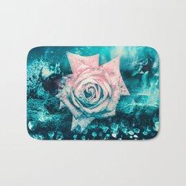 Queen Rose Bath Mat