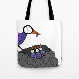 Time Keepers Tote Bag