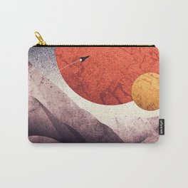 An unknown world Carry-All Pouch