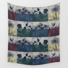 Garden I Wall Tapestry