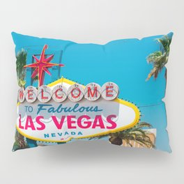 Fabulous Las Vegas Pillow Sham