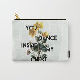 Love Song Carry-All Pouch