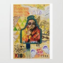 Remember Mac Miller Poster