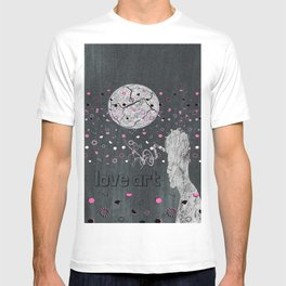love art T-shirt