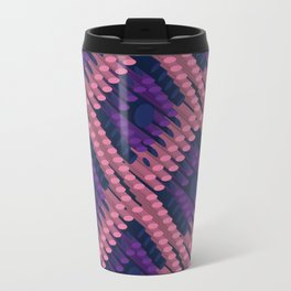3D Dotted BG Travel Mug