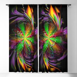 Abstract Perfektion 78 Blackout Curtain