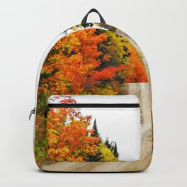 Nature's Secret Highway Backpack