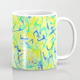 Electric Lemon Zing Coffee Mug