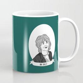 Ann Oakley Illustrated Portrait Coffee Mug