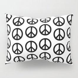 Peace Out Pillow Sham