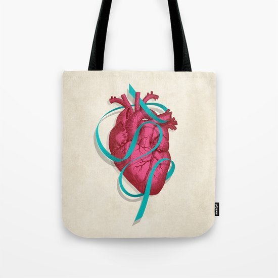 By heart Tote Bag