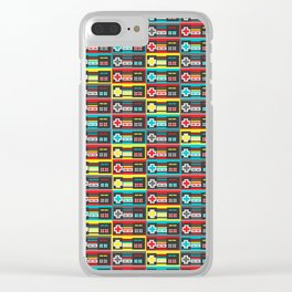 Videogame Controller Clear iPhone Case
