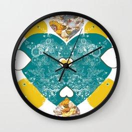 both sides... Wall Clock