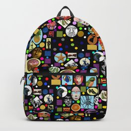 It's Mad, Mad, Mad, Mad World Backpack