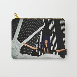 Tie Girl Carry-All Pouch