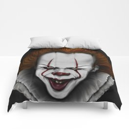 Evil Clown Comforters