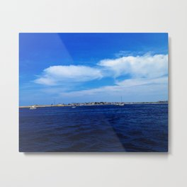 Another View from Newburyport, MA Metal Print