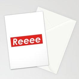 Reeee Dank Meme design Stationery Cards