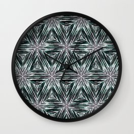Ethnic pattern.3 Wall Clock