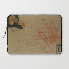 Empty Shell - 1 Laptop Sleeve