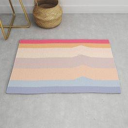 Summer stripes part 2 #eclecticart Rug