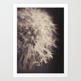 Make a wish! Art Print