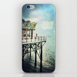 Brighton Pier, England iPhone Skin