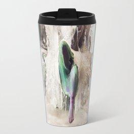 Ice Nymphs Travel Mug