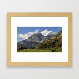 Autumn - Winter 5 Framed Art Print
