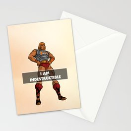 MOTU Battle Armor He-Man Stationery Cards