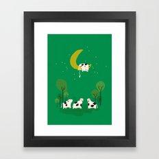 Fail Framed Art Print