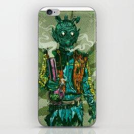 Weedo iPhone Skin