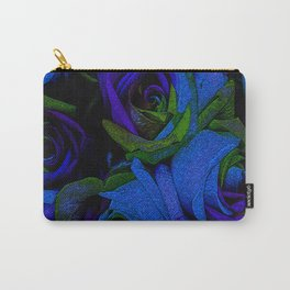 Funky Roses V Carry-All Pouch