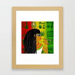 Cleopotra Reggae #1 Framed Art Print