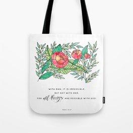 All Things Tote Bag