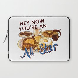 Hey Now, You're an All Star Laptop Sleeve