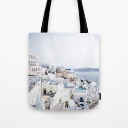 Thira Tote Bag