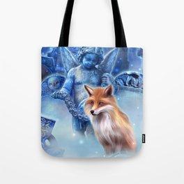 Spirit of the Fox Tote Bag