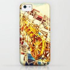 Vintage Carnival iPhone 5c Slim Case