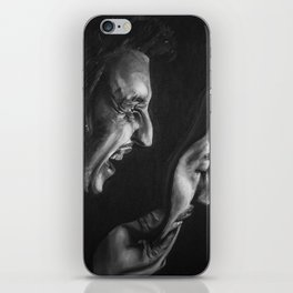 Pirandello's Mask iPhone Skin