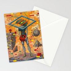 Uncanny I Stationery Cards
