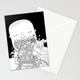 Eat Millo Stationery Cards
