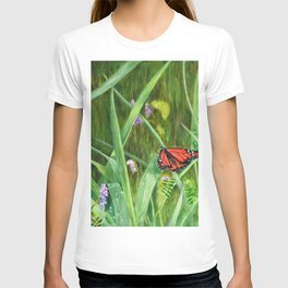 Signs of Summer by Teresa Thompson T-shirt