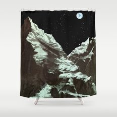 Space II Shower Curtain