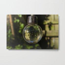 Fence Metal Print