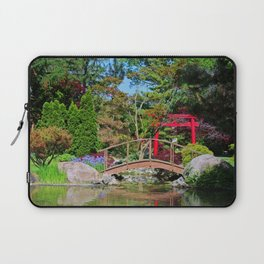 Walk Me Home Laptop Sleeve
