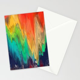 Pixel Sorting 67 Stationery Cards